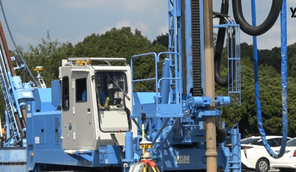 Foundation Drilling Machine And Equipment