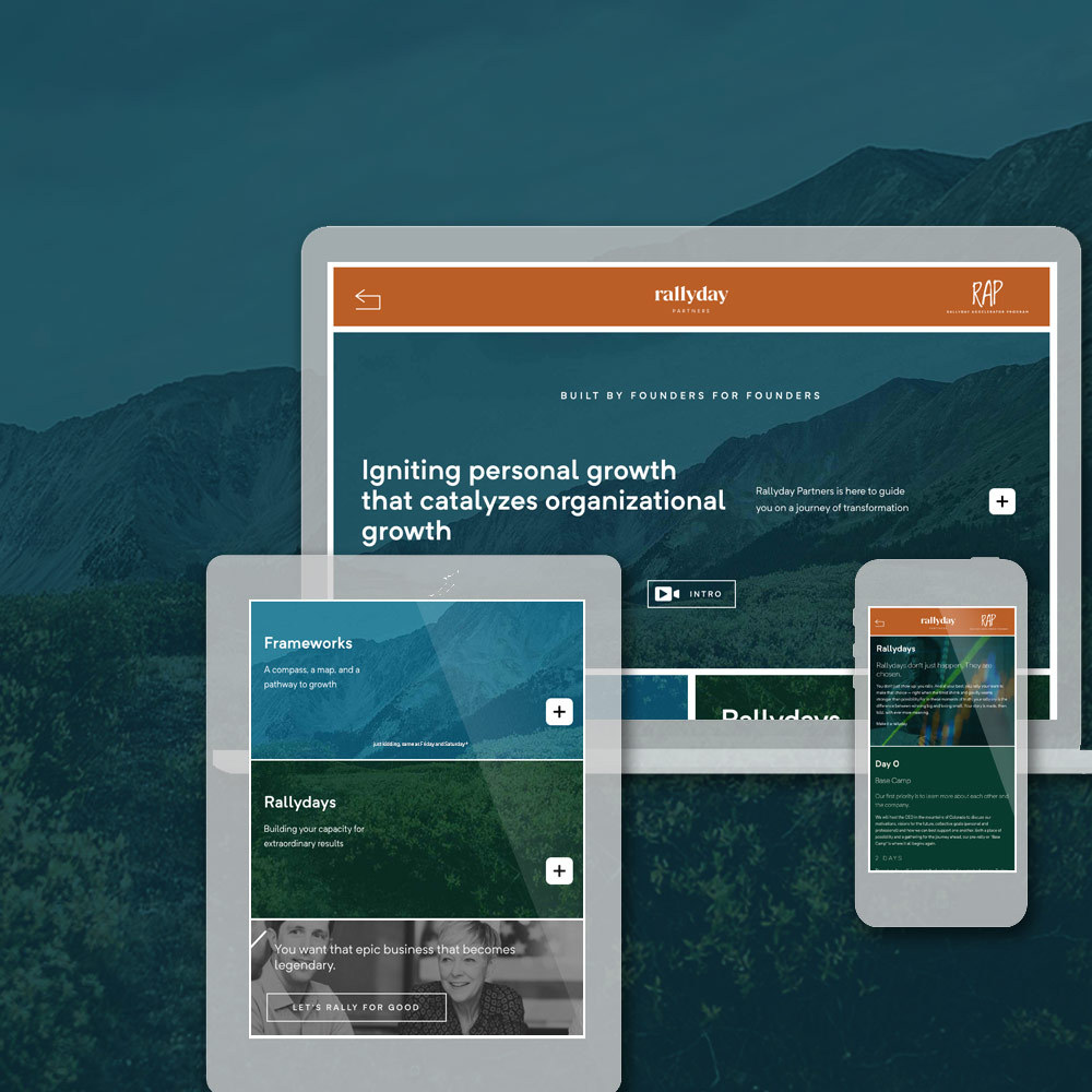Preview Of Client Websites Or Apps